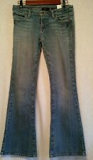 Womens Aeropostale Jeans Sz5/6 Stretch/Flare (31x29.5) List#64F
