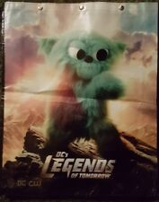DC's LEGENDS of Tomorrow Swag Bag Backpack WB DC CW Tote SDCC 2018 Comic Con
