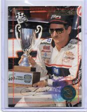 DALE EARNHARDT SR - 1996 Press Pass Cup Chase Contest Entry Card CC9, SCARCE!