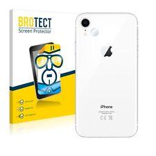 2x BROTECT Protector Pantalla Apple iPhone XR (Cámara trasera) Película