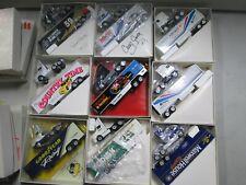 9 Assorted Winross Nascar Transporters (5)
