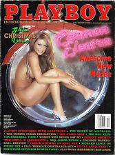 US-Playboy Dezember/12/2000  *CARMEN ELECTRA & CARA MICHELLE*
