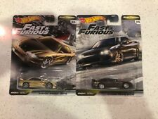 2020 Hot Wheels Fast and Furious Fast Tuners - Nissan 240SX and Nissan Silvia