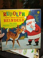 Rudolph The Red-Nosed Reindeer And Other Christmas Favorites Jimmy Durante Bing