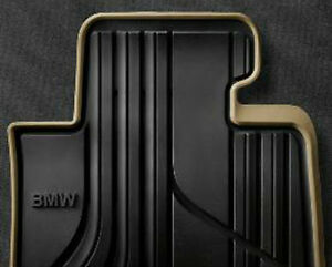 BMW F30 3 series 2012-2018  SEDAN MODERN LINE ALL WEATHER FLOOR MATS set of 4
