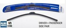 Holden VE VF Commodore Wiper Blades Ac Delco - Front Pair