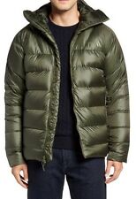 NORTH FACE NWT MENS IMMACULATOR PARKA JACKET LIGHTWEIGHT 800 DOWN SZ M MED GREEN