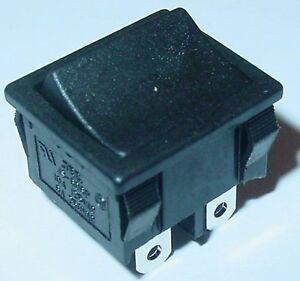 Aus Vorverdrahteter Wipp Schalter Alumin S1W9 2 Gang Kipp Schalter 5 Polig ein
