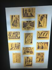 "David Siqueiros ""Grabados"" Mexican Modern Art 35mm  Slide"