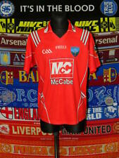 4.5/5 Louth GAA adults M gaelic football shirt jersey trikot