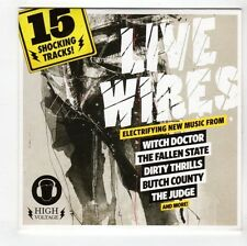 (GL100) Various Artists, Live Wires - 2015 Classic Rock Magazine CD