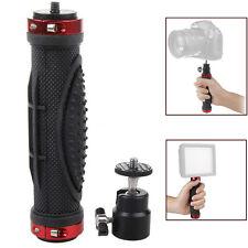"""1/4"""" Handheld Holder handle Grip Stabilizer for Camera Camcorder LED Video Light"""