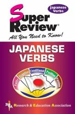Japanese Verbs Super Review (Super Reviews Study Guides) by Suski Ph.D., P. M.,
