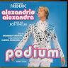 BOF PODIUM CD SINGLE FRANCE CLAUDE FRANCOIS