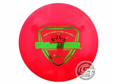New Dynamic Discs Fuzion Raider 173g Red Green Foil A Driver Golf Disc