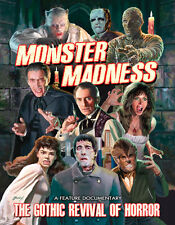 Monster Madness:  The Gothic Revival of Horror - The Ultimate Fan DVD!