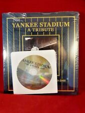 85 Years of Memories Yankee Stadium Book and CD The Golden Age Sealed Edition
