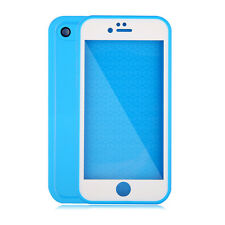 360° Waterproof Dustproof Rubber Phone Case Cover For iPhone 6 6s 7 8 Plus 5 5s