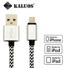 Long 3M Original Kaluos USB Cable for iPhone 7 6S 6 5S 5 Data Charger Extension