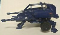Gi Joe Cobra Vintage 1984 ASP Cannon Vehicle ALMOST Complete  A.S.P. Authentic ~