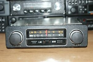 NEW Highway King WI-72M Classic Vintage 70s Car Radio BOXED NOS Warranty