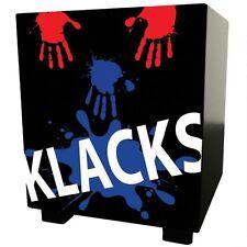 Baff Klacks Trommelhocker Schwarz Cajon für Kinder