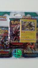 tripack pokemon - FR - NEUF - 3 BOOSTER + 1 CARTE PROMO + 1 JETON