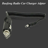 12~24V USB Charger Cable Cord for BAOFENG UV-5R UV-5RA UV-5RB UV-5RE Radio RF