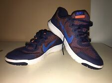 Nike Better Worlds Navy Coral Active Athletic Shoes Sz.6 USA