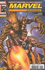 MARVEL UNIVERSE  N°6 COUV 2/2 Marvel France 3ème série Panini comics