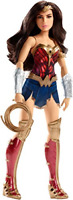 12 Inch Mattel Wonder Woman Action Doll Barbie Superhero Girl Figure W Clothes