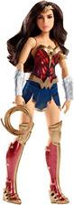 12 Inch Mattel Wonder Woman Action Doll Barbie Superhero Girl Figure W Clothes