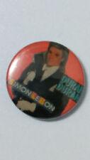 Duran Duran Simon Le Bon pop artist music vintage SMALL BUTTON