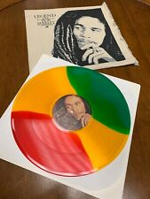 Bob Marley and The Wailers - Legend - 2004 Tri-color Vinyl Hemp Cover TUFF GONG