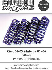 CARBON CULTURE HONDA CIVIC EP TYPE R 50mm LOWERING SPRINGS