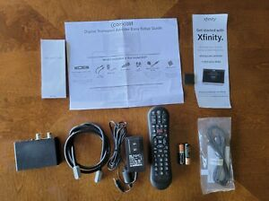 COMCAST  XFinity Digital  Transport Adapter self installation  kit.#DC 50Xu.new