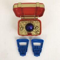 Cranium Cariboo Island Board Game Replacement Treasure Chest & Doors x2 2008