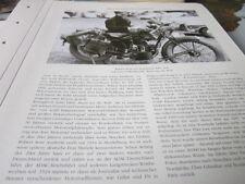 Motorrad Archiv Prominenz 4108 Robert Sexé Frankreich 1926 Gillet-Herstal Weltre