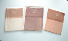 Lot of 4 Pairs Vintage Hanes Rht (Reinforced Heel and Toe) Stockings Nos 10.5