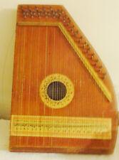 Vintage HAWAIIAN Mandolin HARP by Oscar Schmidt International USA 45 strings