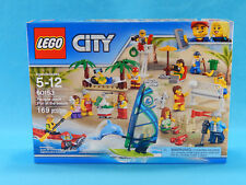 Lego City 60153 City People Pack - Fun at the Beach 169pcs New Sealed 2017