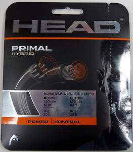 Head Primal Hybrid Tennis String Set **NEW**