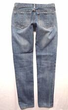 Rag and Bone size 25 Slouchy Skinny ankle crop Light wash Low rise Womens jeans