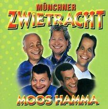 Münchner Zwietracht Moos hamma (2001) [CD]