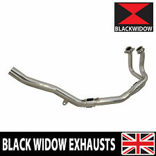 CRF1000L CRF 1000 AFRICA TWIN EXHAUST DE-CAT ELIMINATOR RACE HEADERS DOWN PIPES