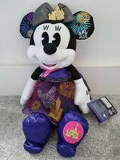 More details for disney minnie mouse main attraction december plush 12/12