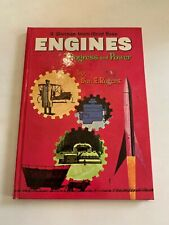 1962 Engines Progress And Power by Don E Rogers Whitman Book