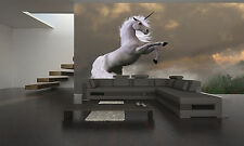 UNICORN STAG  Wall Mural Photo Wallpaper GIANT DECOR Paper Poster Free Paste