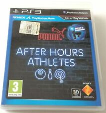 AFTER HOURS ATHLETES PS3 ITALIANO PLAYSTATION 3 OTTIMO SPED GRATIS SU + ACQUISTI