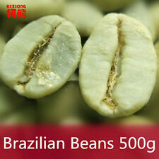 Premium Brazil Green Coffee Beans 100% Original Green Food Slimming Coffee 500g